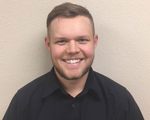 Branson Brown, Service Manager