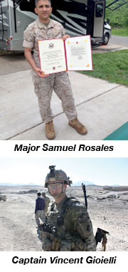 Military Combat-Wounded Heroes