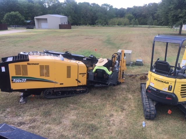 Vermeer D20x22 Horizontal Directional Drill - Brazos Wifi
