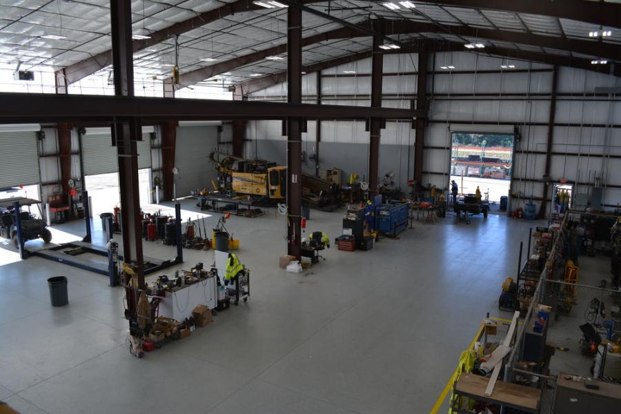 TCH Directional Drilling - New facility in Friendswood, Texas